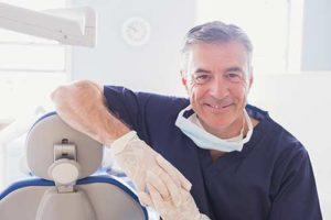dentist ready to discuss preventative dentistry